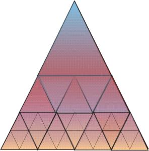 Farb-Pyramide