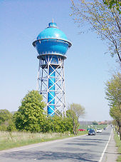 Wasserturm in Ahlen
