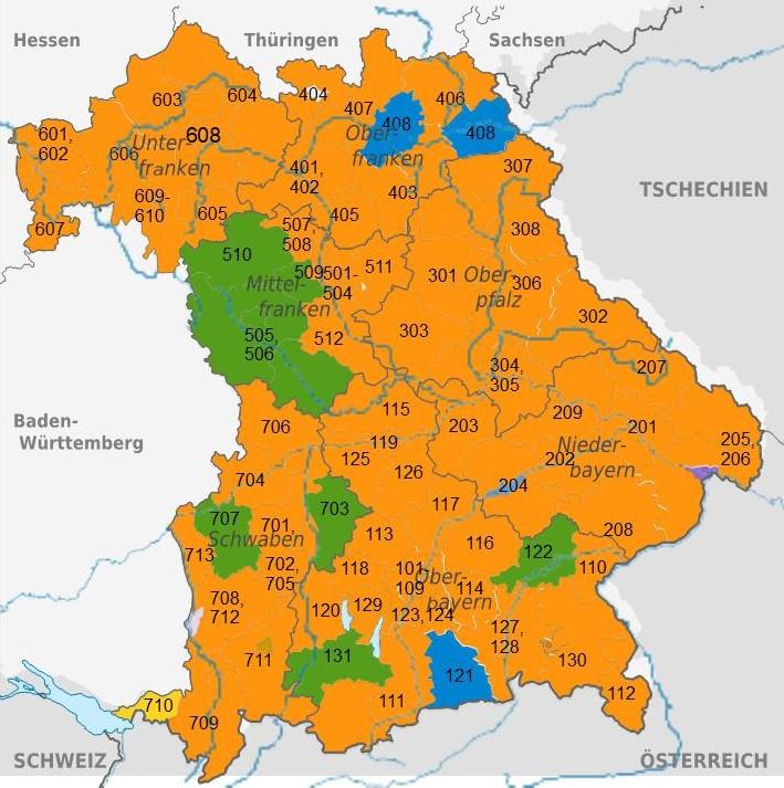 Wertewelten der AfD in Bayern
