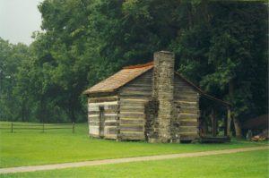 Geburtshaus von Davy Crockett