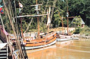 Schiffe der Pilgerväter