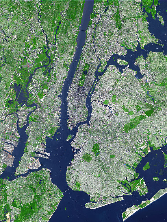 Hafenregion New York