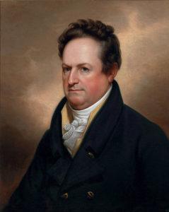 Rembrandt Peale: DeWitt Clinton
