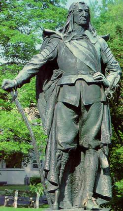 Denkmal Peter Stuyvesant
