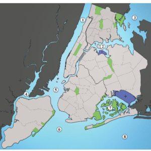 New York - Gewässersystem